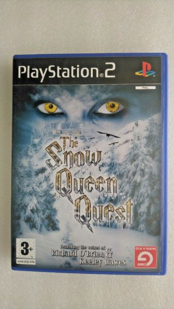 The Snow Queen Quest (Sony PlayStation 2, 2007)